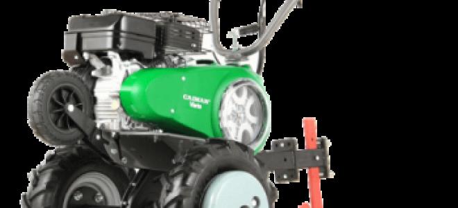 Caiman Vario 60S TWK (Кайман Варио) — бензиновый мотоблок