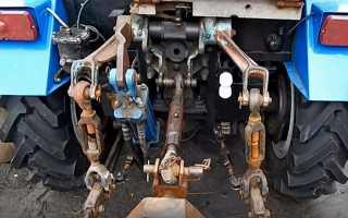 Самодельное навесное оборудование для минитракторов
