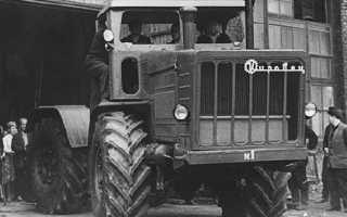 Сколько весит трактор к 700