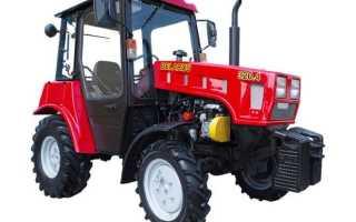 Трактор мтз 320 технические характеристики