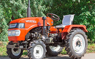 Российские трактора для сельского хозяйства