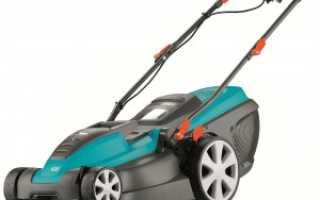 Ручные электрические газонокосилки: описание моделей