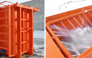 Снегоплавильные установки виды устройство и принцип работы