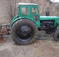 Сколько весит трактор т 40