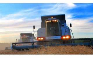 Комбайн акрос 530 технические характеристики
