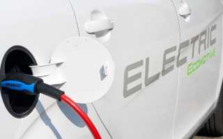 Принцип работы электродвигателя автомобиля