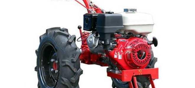 Мотоблоки с прицепом с рулевым управлением