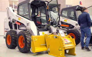 Бобкэт (Бобкат, Bob Cat): сколько весит, страна-производитель и технические характеристики Bobcat S175, погрузчик и минитрактор, вес и объем