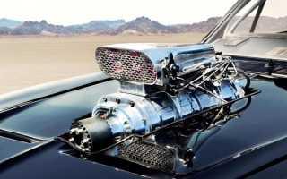 Двигатель с турбонаддувом принцип работы