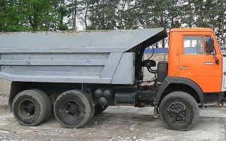 Сколько тонн угля в камазе