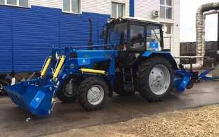 Трактор мтз 82 1 технические характеристики