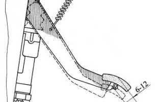 Как подвести сцепление на камазе