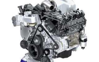 Дизельный двигатель что это