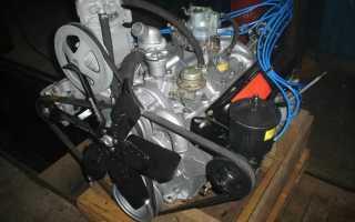 Сколько весит двигатель зил