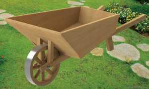 Тележка для перевозки грузов двухколесная складная своими руками ручная