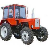 Габаритные размеры трактора т 25