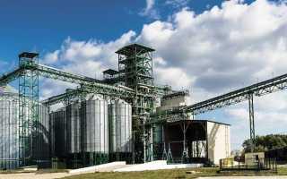 Зерновой элеватор принцип работы