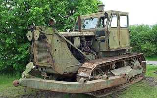 Трактор т 100 технические характеристики