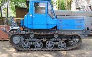 Т 150 трактор технические характеристики