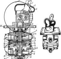 Как работает тормозной кран