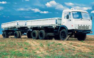 Камаз 55102 расход топлива на 100 км