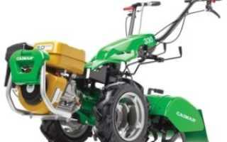 Мотоблок Кайман 320, 330, 340: цены и технические характеристики
