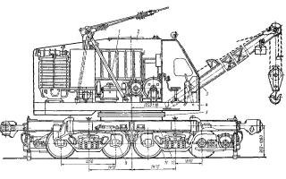 Кран кдэ 163 технические характеристики