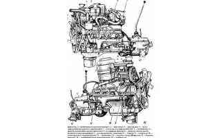Сколько масла в двигателе зил 130
