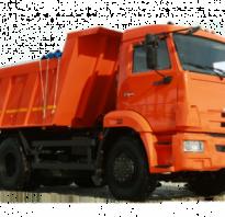Камаз 6515 технические характеристики