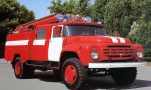 Пожарный автомобиль зил 131 технические характеристики