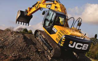 Экскаватор jcb 220 технические характеристики