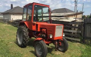 Сколько весит трактор т 25