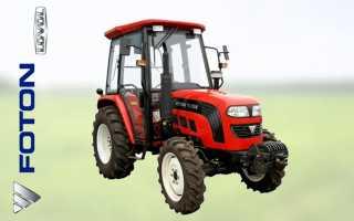 Трактор фотон 824 отзывы владельцев