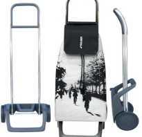Тележка для сумки своими руками: как называется, как выбрать хозяйственную на колесах