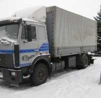 МАЗ-53366: грузоподъемность, тормозная система и технические характеристики