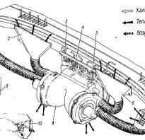 Как снять печку газ 3307