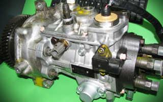 Что такое тнвд в бензиновом двигателе