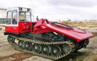 Трактор тт 4м технические характеристики