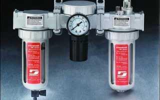 Принцип работы влагоотделителя для компрессора