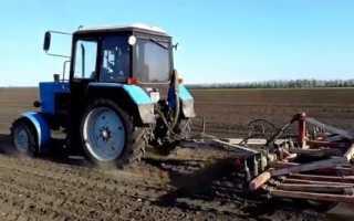 Тяжелые культиваторы для сплошной обработки почвы