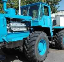 Трактор т 150 мощность двигателя