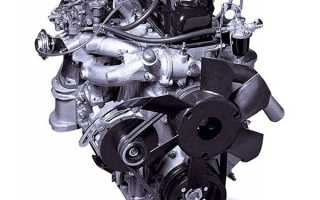 Сколько весит 402 двигатель