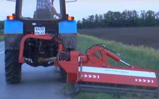 Что такое вом на тракторе