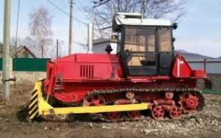 Трактор вт 100 технические характеристики