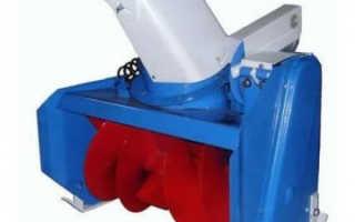 Снегоуборщик СМБ Нева — 1м и 0,6 см для мотоблока и характеристики МБ-2
