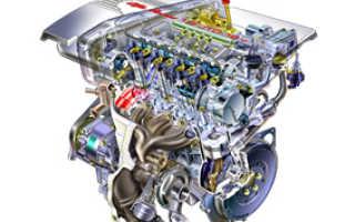 Принцип работы 4 тактного дизельного двигателя