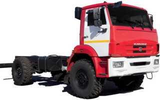 Камаз 43502 расход топлива на 100 км