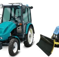Мини трактора хтз все модели и цены