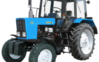 Минский тракторный завод цены на трактора