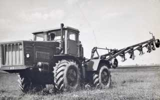 Трактор к 700 технические характеристики